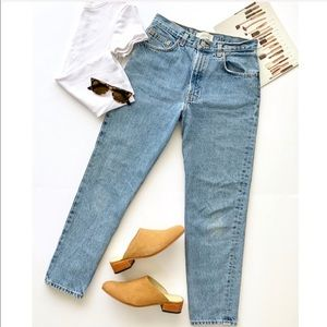 Gap Vintage Mom Jeans Classic Ankle Fit